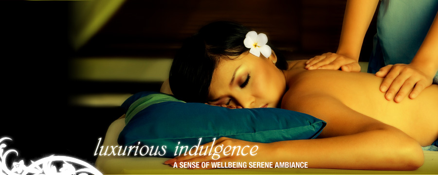 Luxurious Indulgence - A sense of wellbeing serene ambiance