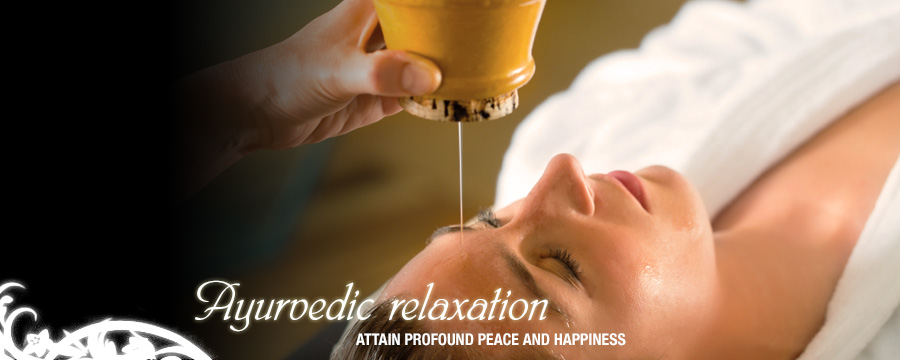 Ayurvedic Relaxation - Attain profound peace and happiness
